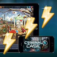 Criminal Case Telefon / Tablet Enerji Hilesi
