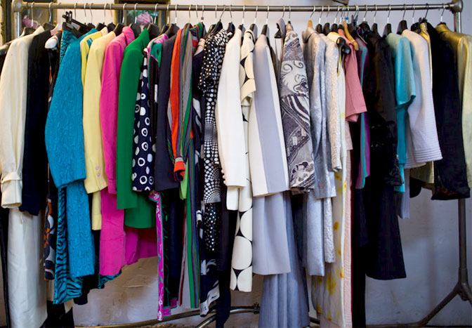 Vintage Designer Clothing Stores Never wear more than one quot
