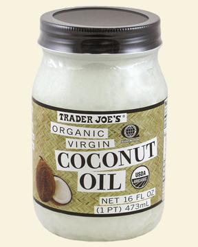 100 organic virgin coconut oil for Trader joe s fish oil