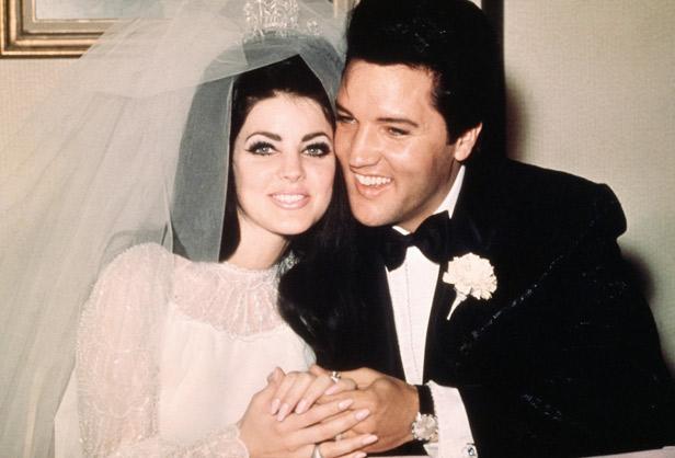 wedding photos of the famous pix magazine