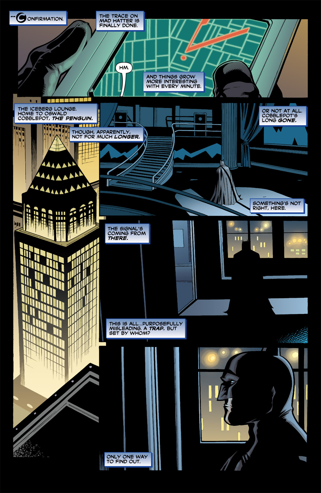 Detective Comics (1937) Issue #800 Page 19