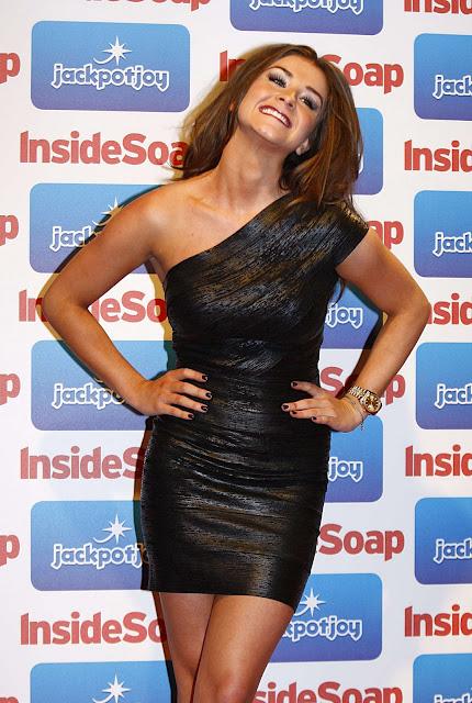 Brooke Vincent - Inside Soap Awards