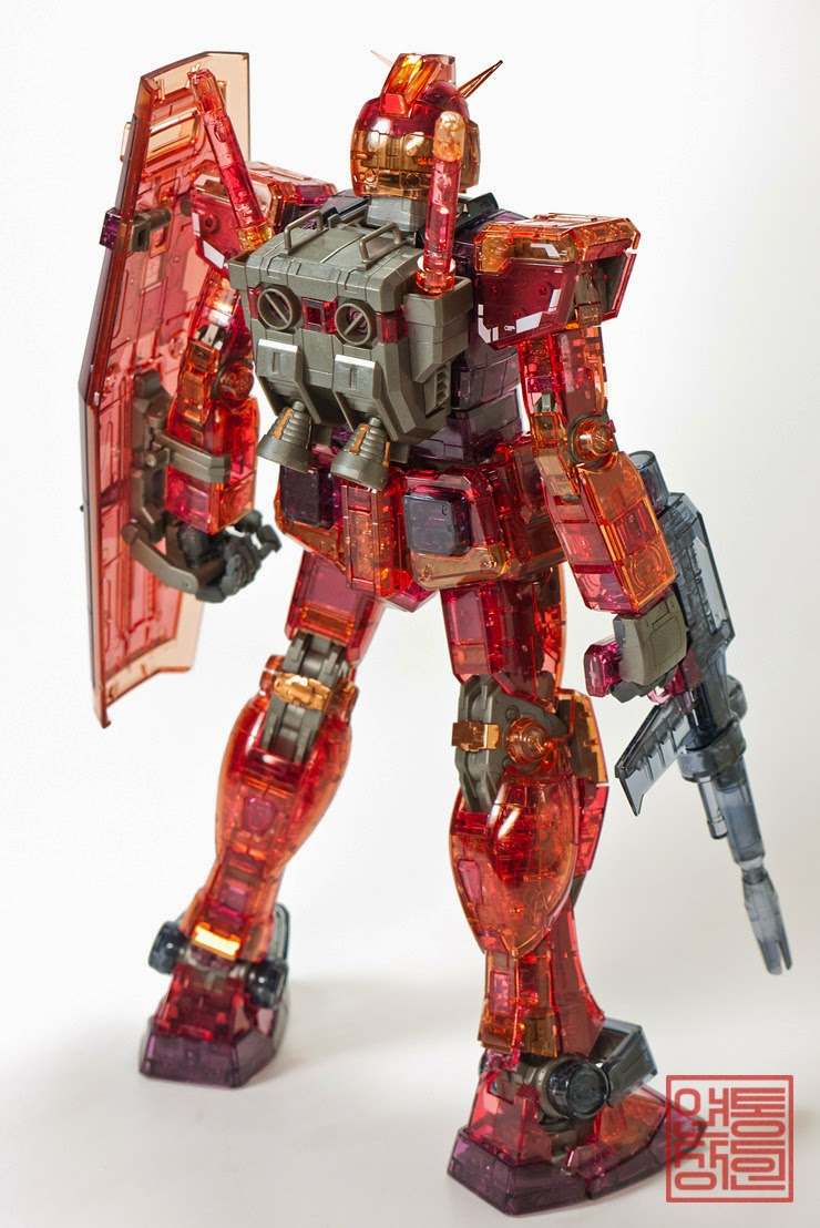 RX-78 CA Images via blog.naver.com