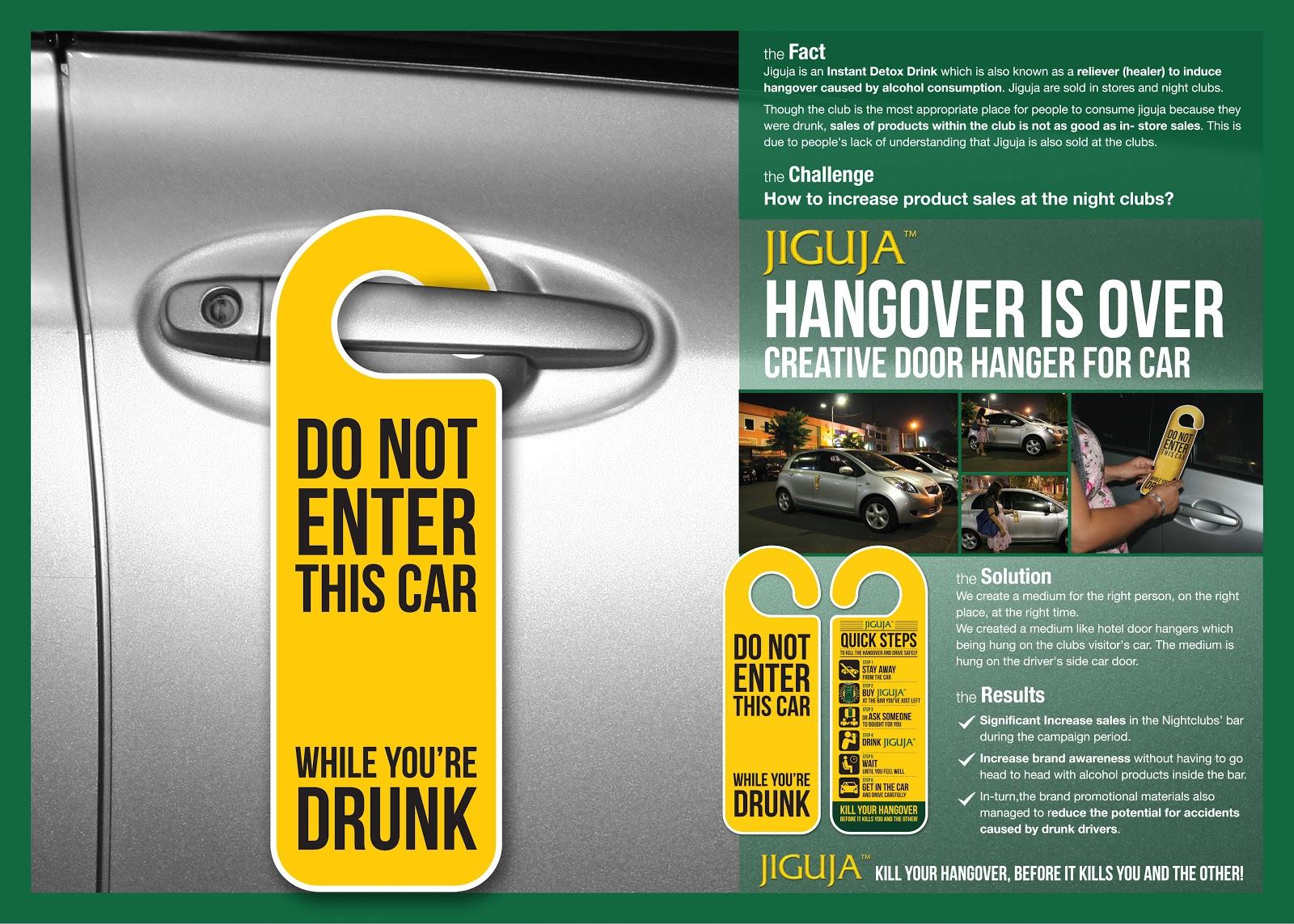 Jiguja - Car Door Hanger | PASSION with PATIENCE.