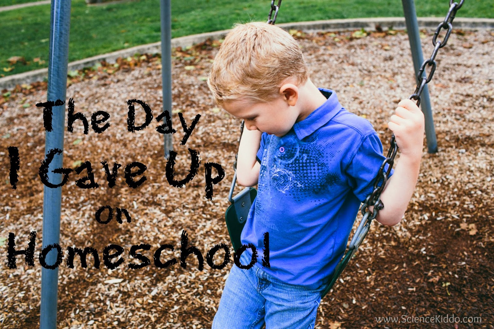 Homeschool Help for the Most Discouraging Days