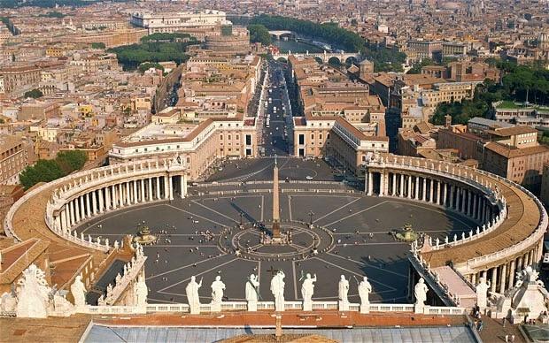 صور من الفاتيكان