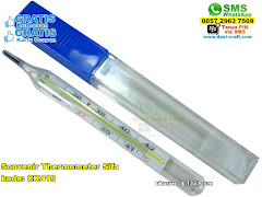Souvenir Thermometer Sifa