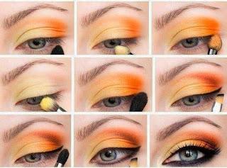 Maquillaje de Ojos Paso a Paso, parte 2