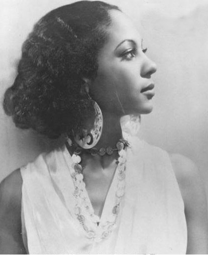 Flashback Summer:  International Vintage- Princess Kouka of Sudan