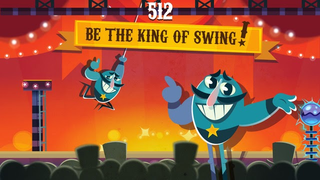 Swinging Stupendo Gameplay IOS / Android