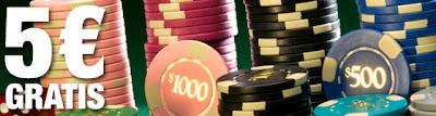 goldenpark poker 5 euros gratis desde blog jrvm