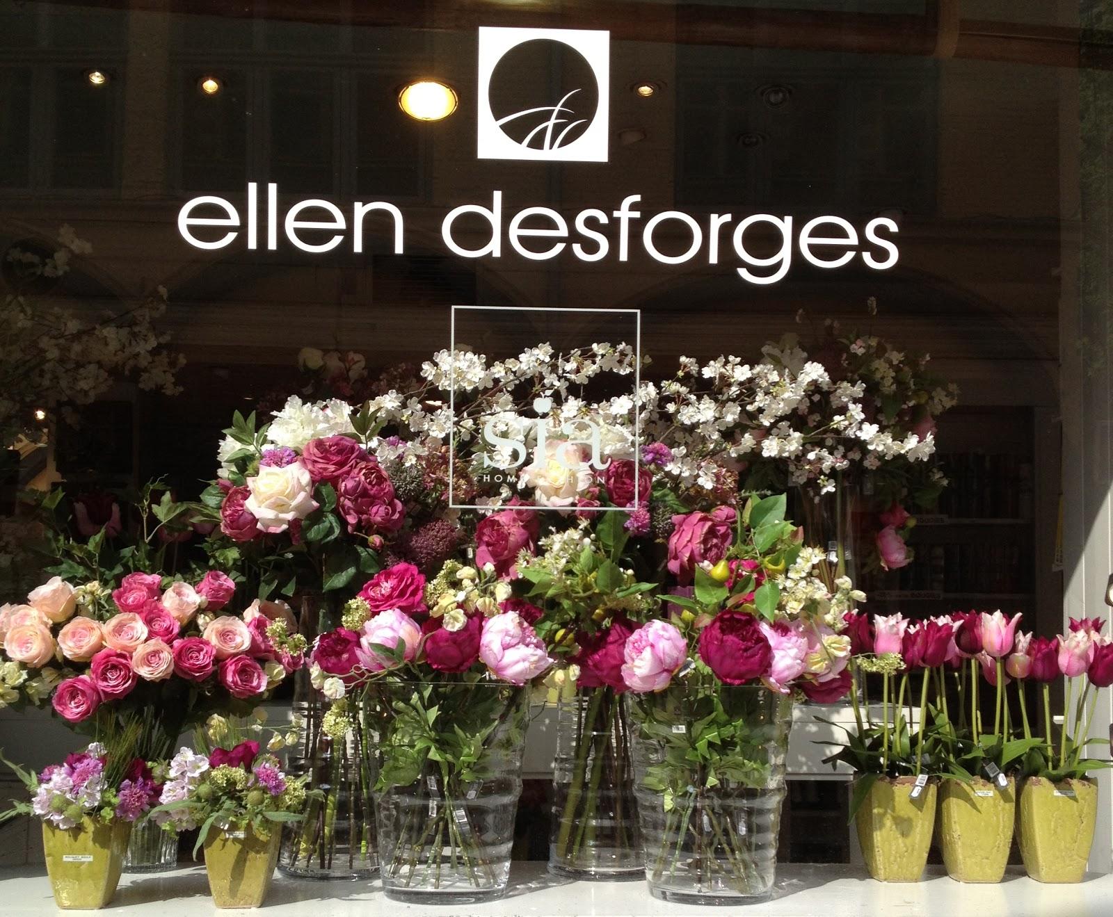 Ellen Desforges: Célèbrer au printemps les mamans avec des fleurs ...