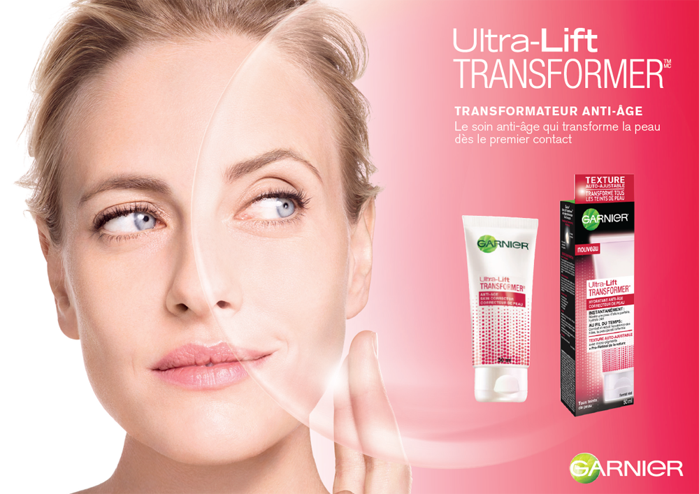 Ultra Lift Transformer de Garnier