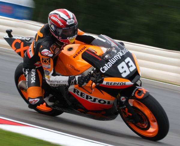 Foto Marc Marquez MotoGP 12