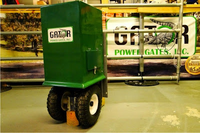 Gator Power Gates