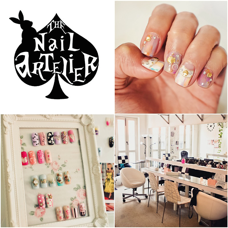 The Nail Artelier: Best Nail Art In Singapore, Ever