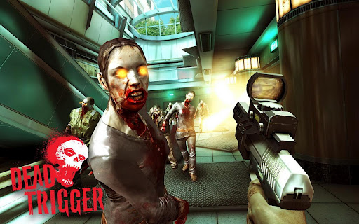 Dead Trigger Apk v1.8.2 + Data Mod [Unlimited Money]