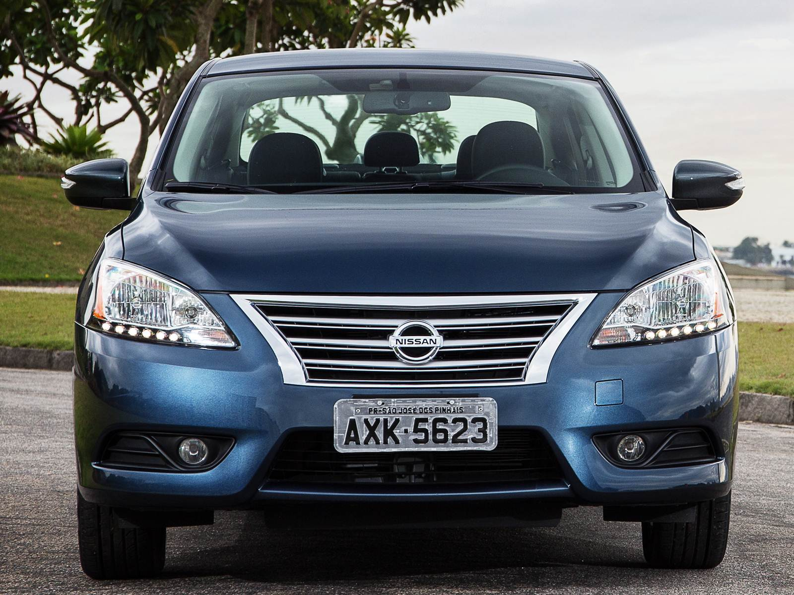 Novo Nissan Sentra 2014