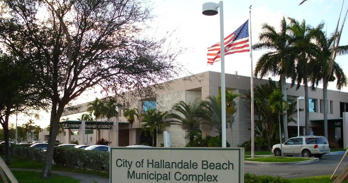 Hallandale Beach City Hall