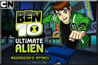 ben 10 alien force games online free to play now