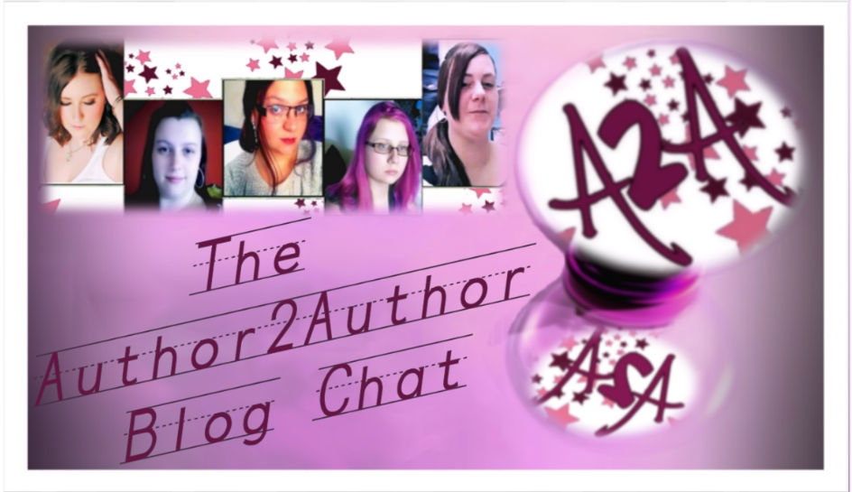 Author2Author Blog Chat