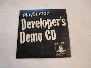RARE PS DEVELOPER DEMO (1995)