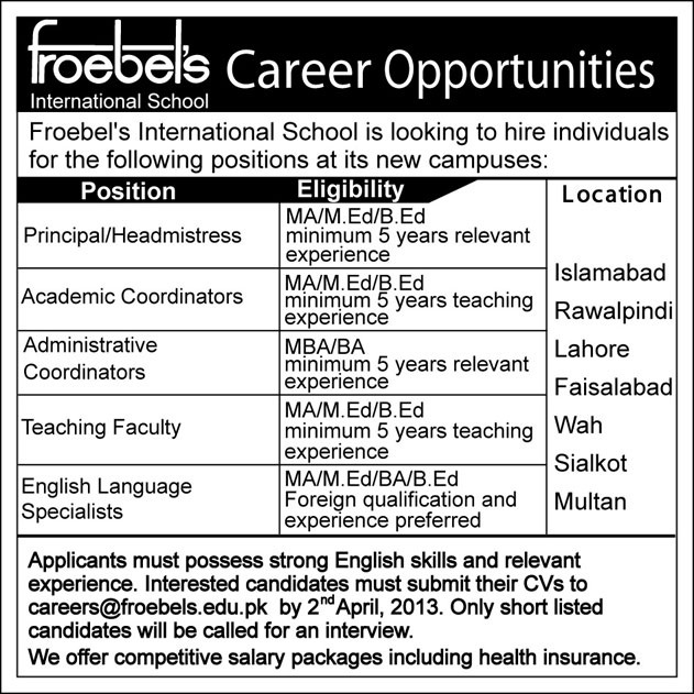jobs-for-teachers
