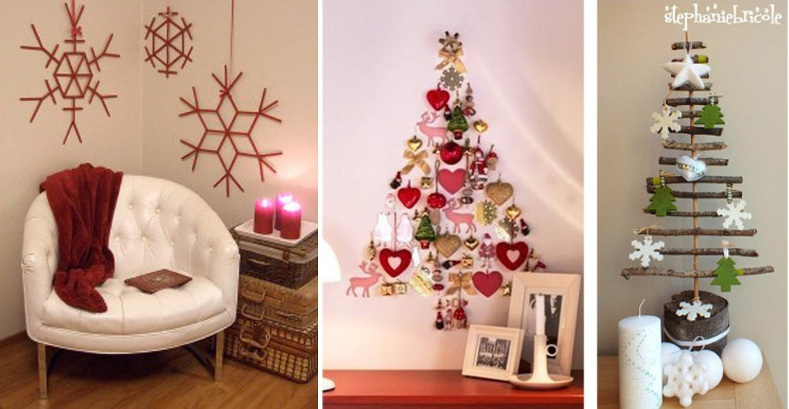 Diy 30 id es inspirantes pour un noel chic et lumineux bettinael passion couture made in france for Idees pour la maison
