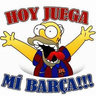Foro azulgrana blaugrana calendario del fc barcelona for A que hora juega el barcelona hoy