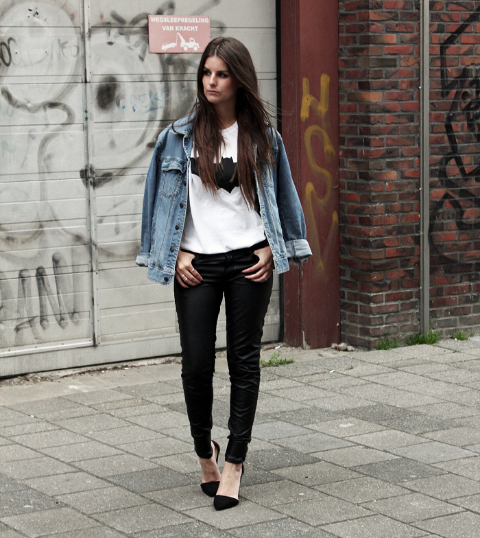 Fashion-Mind OUTFIT | BATMAN