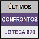 LOTECA 620 - MINI HISTÓRICOS