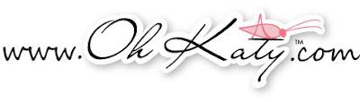 www ohkaty com 1 Oh Katy Giveaway