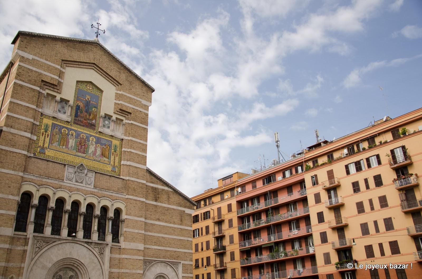 Rome -Testaccio