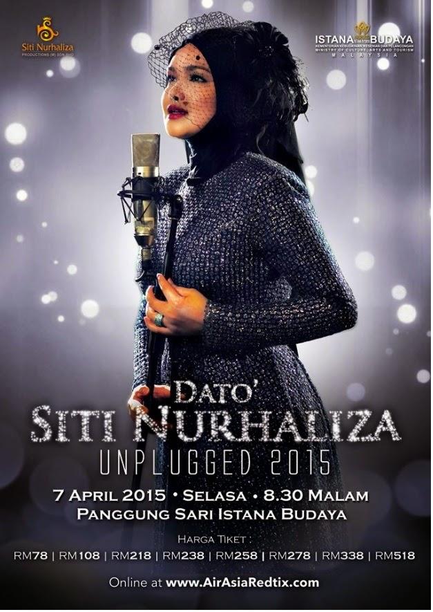 Dato Siti Nurhaliza Unplugged 2015