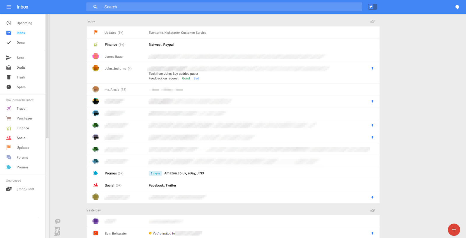 Google Gmail'i Tepeden Tırnağa Değiştiriyor.
