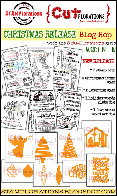 Christmas Release Blog Hop