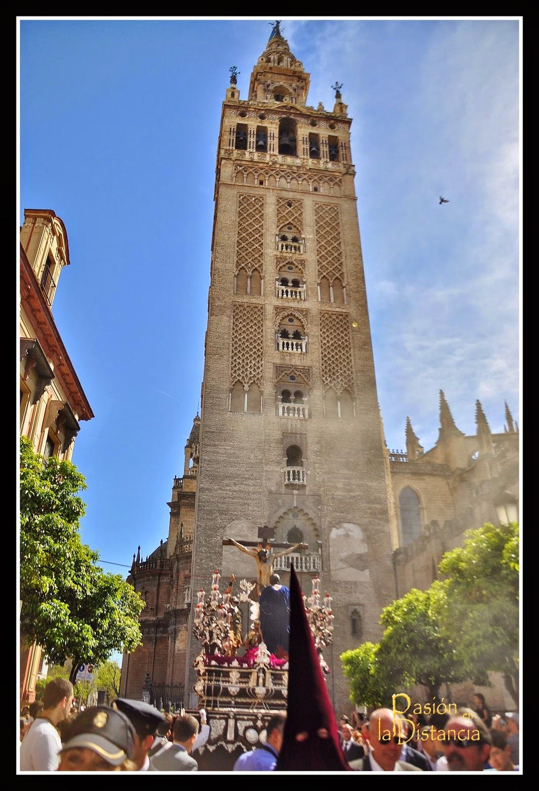 El Cerro del Águila Sevilla 2015 Semana Santa