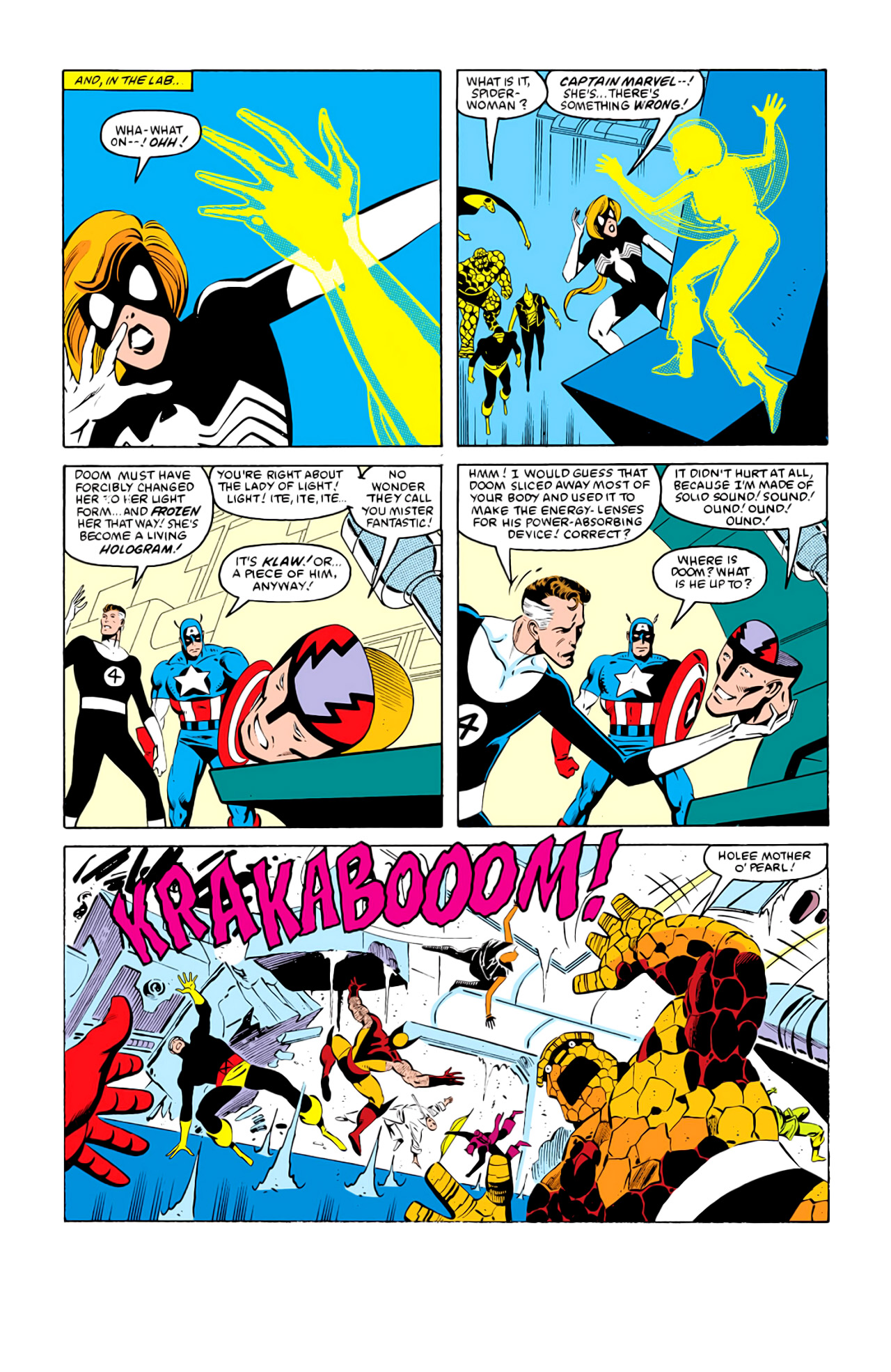 Captain America (1968) Issue #292k #218 - English 12