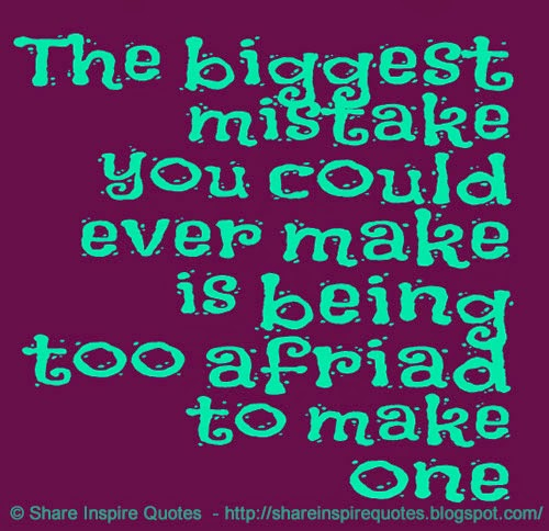 """best mistake i made essay """"the best mistake i ever made"""" i made the mistake of taking it turns out that going after what i wanted and asserting myself was the best thing i."""