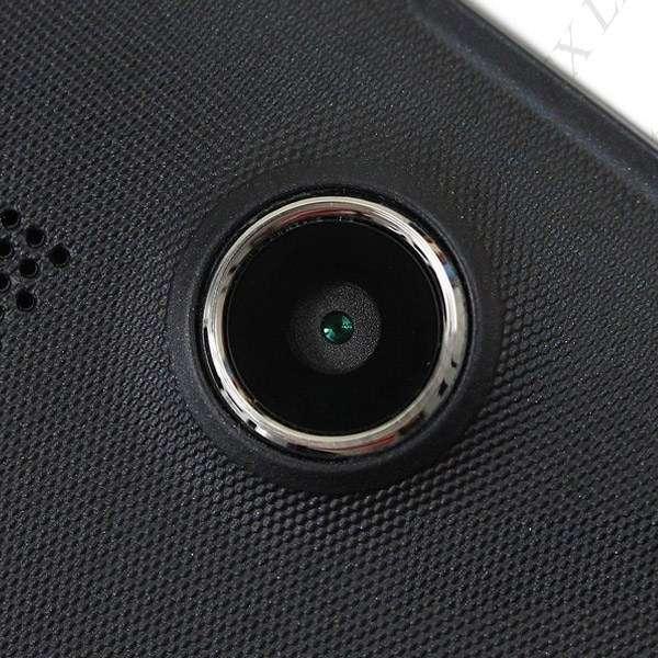 Lenovo P700i camera