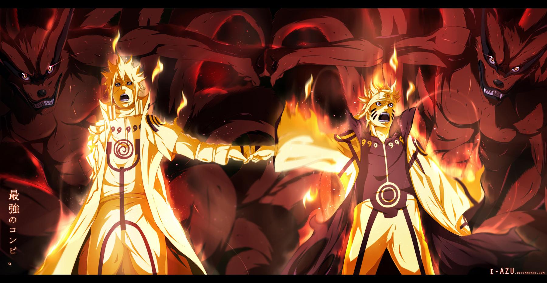 Naruto chap 645 Trang 18