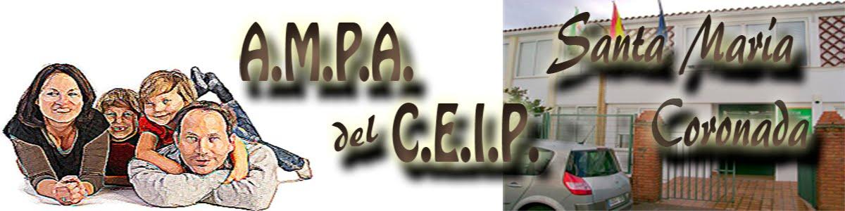A.M.P.A. del  C.E.I.P. STA.MARIA DE LA CORONADA