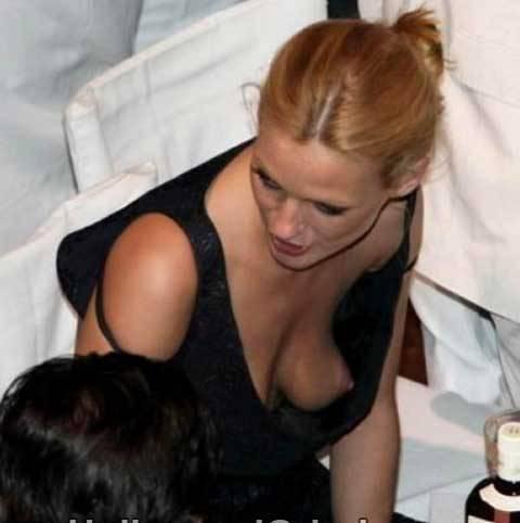 Bosworth Kate Nipple Slip Downblouse Oops