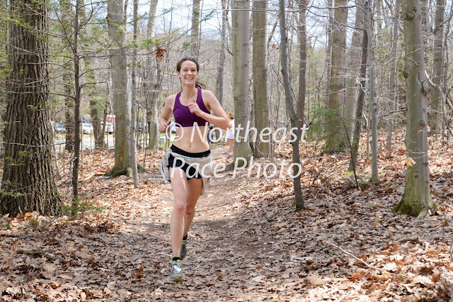 7 Sisters Trail Race finish