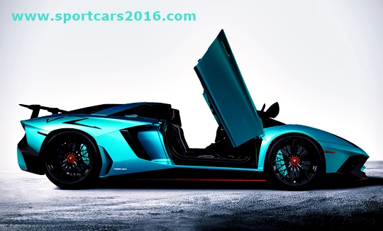 2017 Lamborghini Aventador Specs