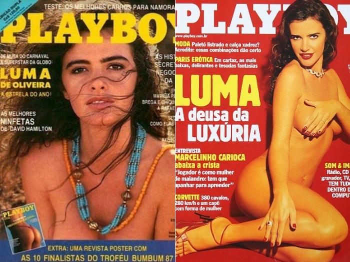 Brasileiras Que Posam Mais De Uma Vez Para A Revista Masculina Playboy