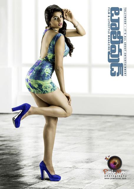 hot Nisha Tollywood Magazine Photo Shoot