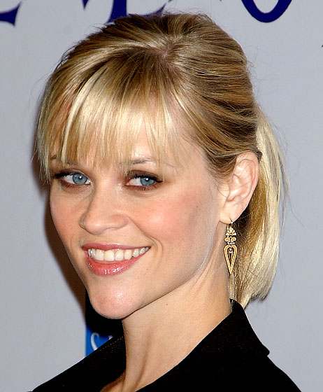The Long and Short of Celebrity Hairstyles: Reese Witherspoon's 10 ...