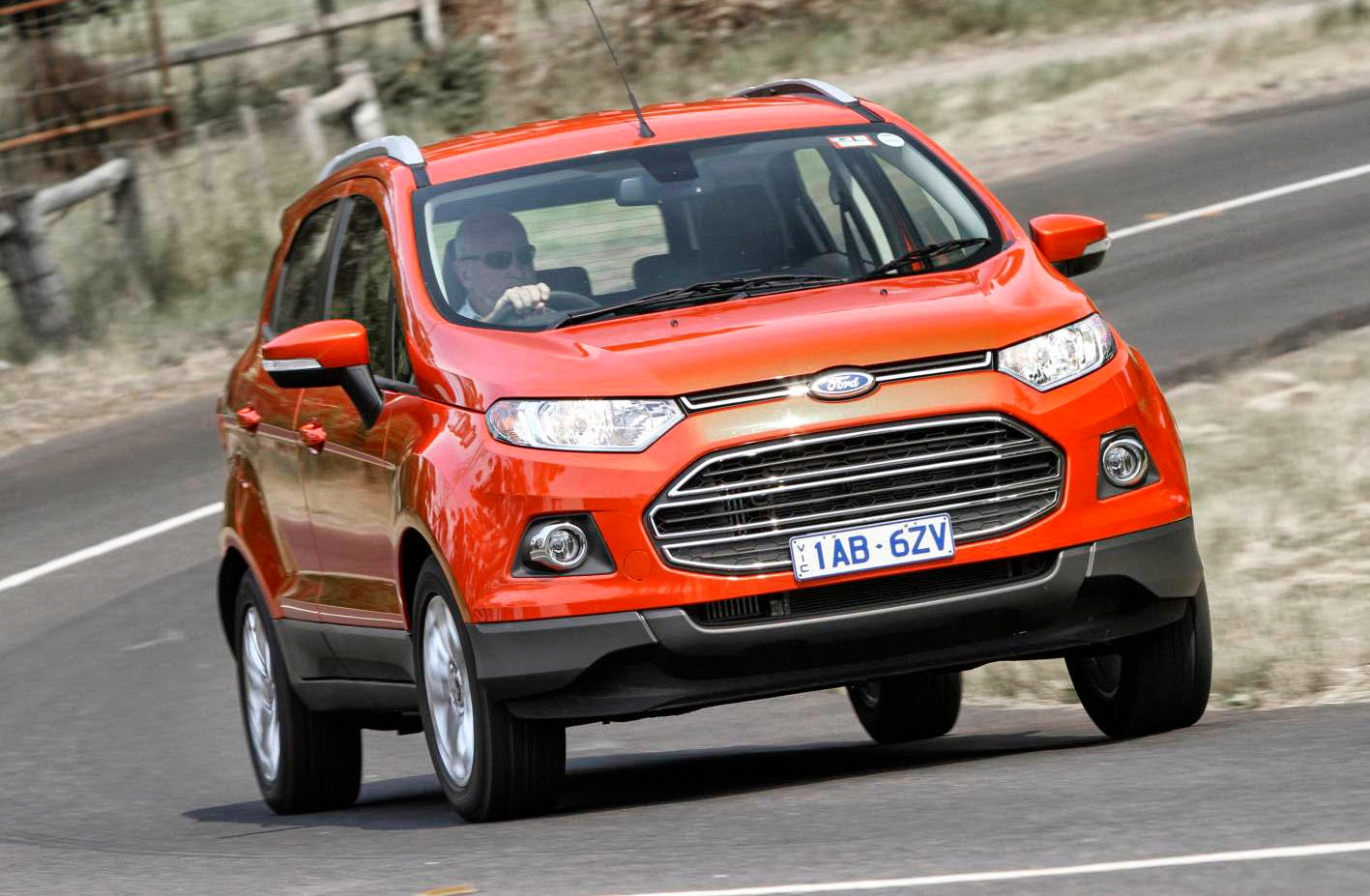 Ford Ecosport 2014 suv mais vendido do Brasil