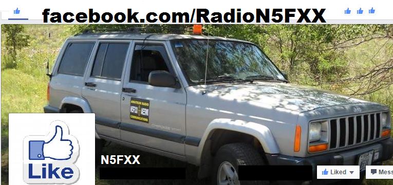 Facebook.com/RadioN5FXX